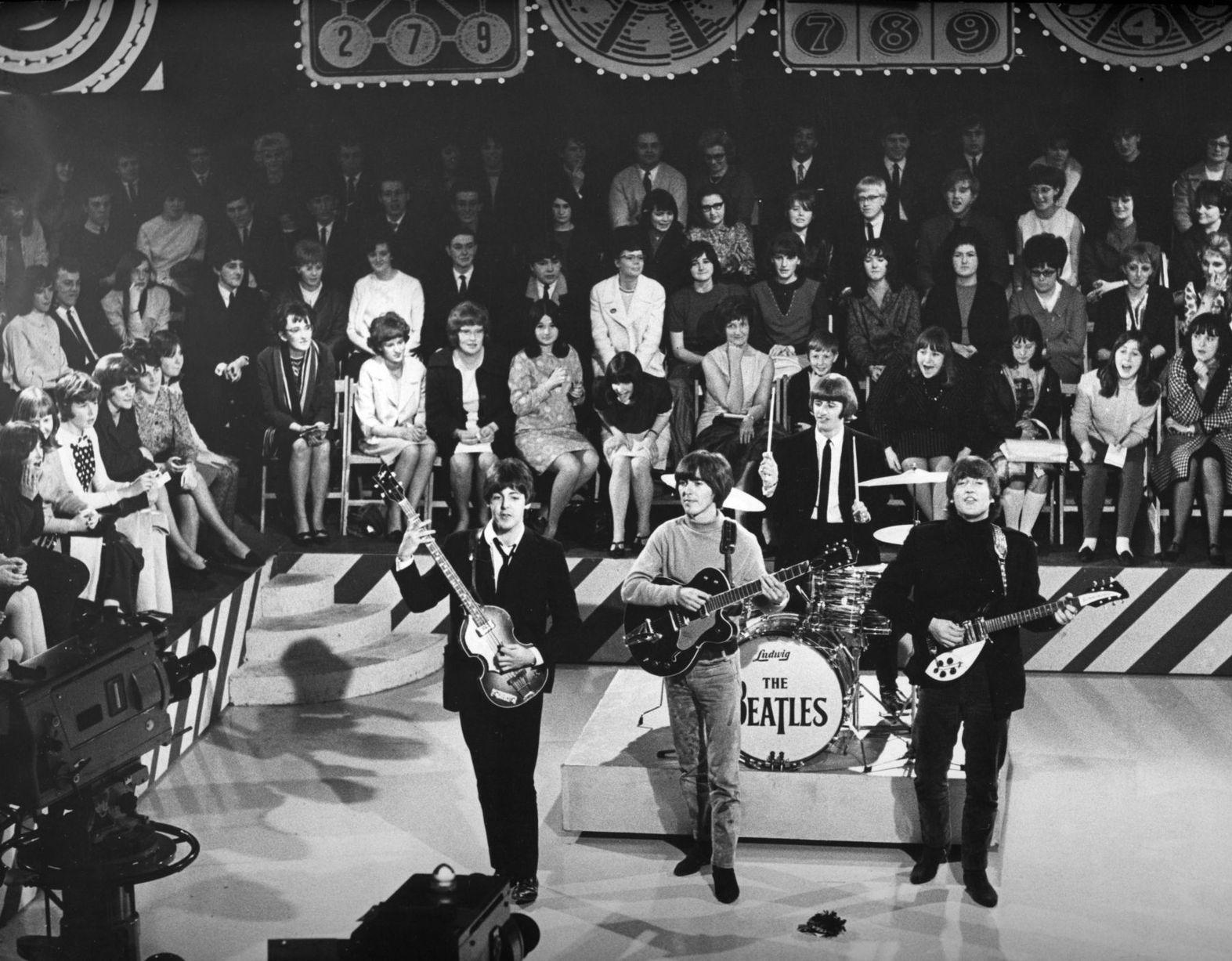 The Beatles in Birmingham | Beatles Archive