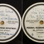 Rare early Beatles record found