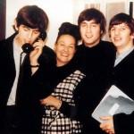 The Beatles interviewed by Binny Lum