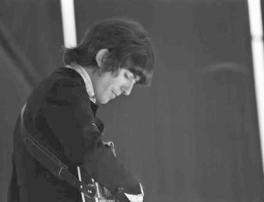 George Harrison Germany 1966