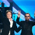 Paul McCartney, Ringo Starr Grammy 2014