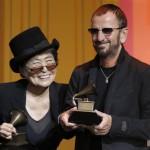 Yoko Ono, Ringo Starr Grammy 2014