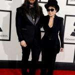 Sean Lennon, Yoko Ono Grammy 2014