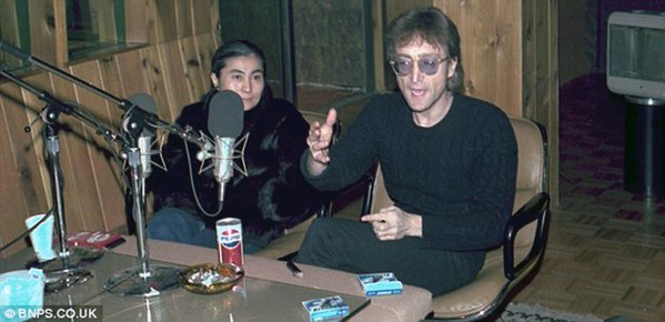 Andy Peebles interview with John & Yoko for BBC Radio 07