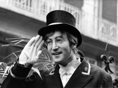 John Lennon in Not Only... But Also