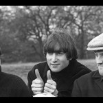 Dudley Moore, John Lennon and Norman Rossington